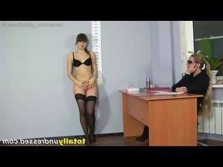 Polina [Totallyundressed] [Medical Fetish, Posing, Submission, Teen, Stockings, Casting, Domination, Masturbation]