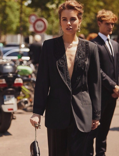 Дарья Клюкина на Неделе моды в Париже!