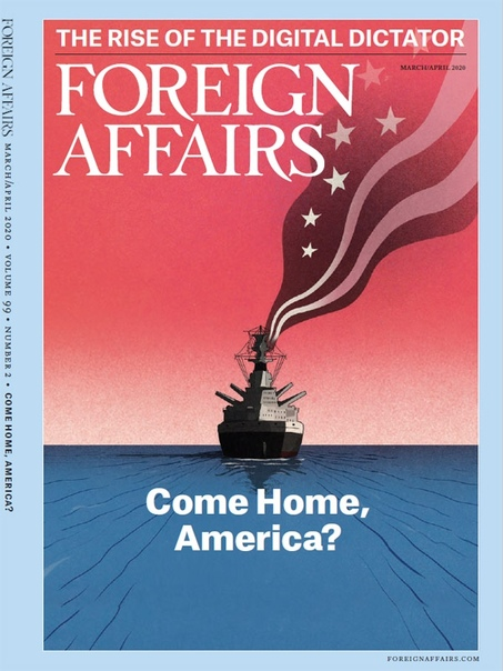 Foreign Affairs - 03 2020 - 04 2020