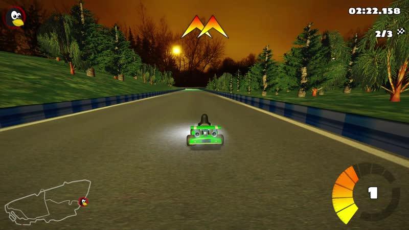 Le Mans Reverse 5 20 24
