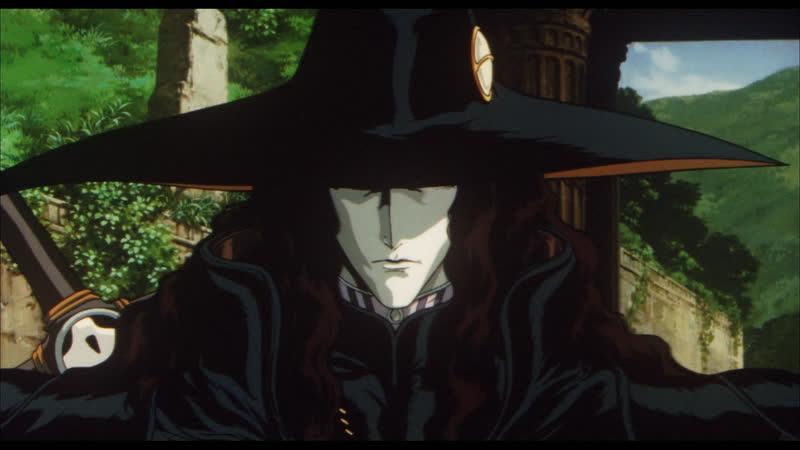 バンパイアハンターD / Vampire Hunter D: Bloodlust / D: Жажда крови (Есиаки Кавадзири, 2000) - [MVO - MC Entertainment]