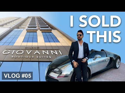 I SOLD THIS BUILDING Giovanni Boutique Suites Milano Opening Ceremony and walk through Vlog 5