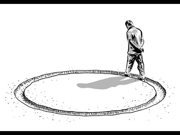 Алгоритм работы YouTube Часть 3 Замкнутый круг