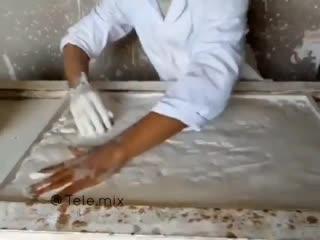 Изготовление гипсовых форм с помощью силиконовых молдов
