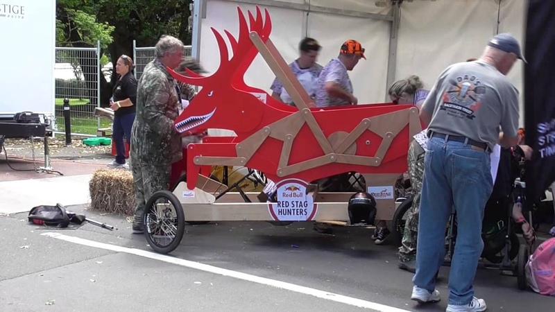 Red Bull Trolley Grand Prix 2015