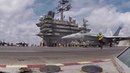 The Nimitz class aircraft carrier USS Harry S Truman