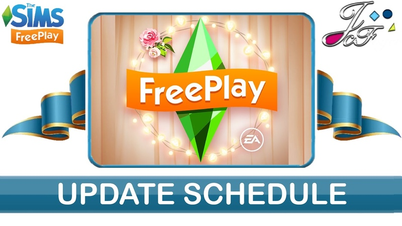 Sims FreePlay 💐👰🏼💍| UPDATE SCHEDULE | RUSTIC WEDDING | (Early Access) 🔑