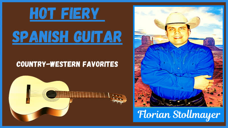 GRAND CANYON 1 Country-Western Favorites and Hot Fiery Spanish Guitar