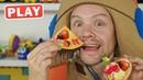 KyKyPlay - День Рождения и Торт для друзей - Готовим вместе - Поиграйка с Пилотом Винтиком