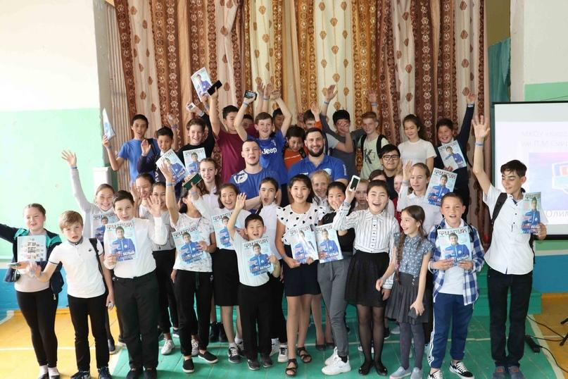 Школьный гандбол. Уникальный проект в Астрахани. Во избежание кризисов сродни нынешнему, изображение №2