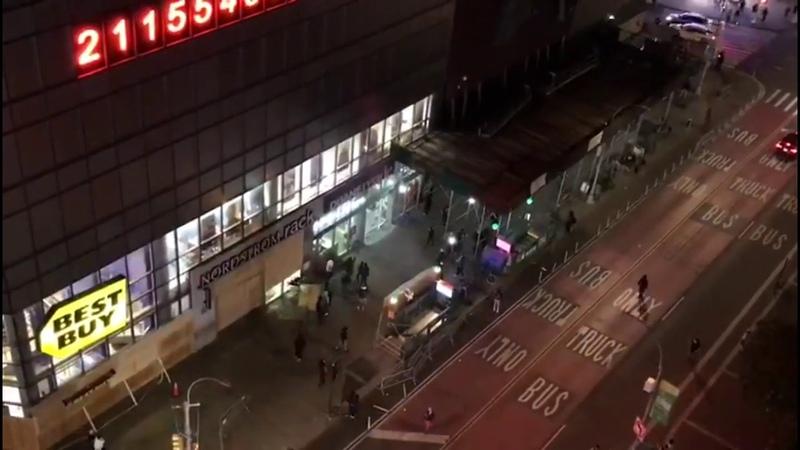 Фильм катастрофа воплотился Манхэттен захвачен мародёрами