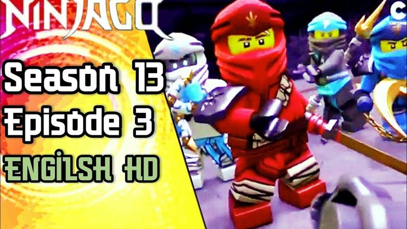 Lego Ninjago Season 13 Episode 3 English 720p HD