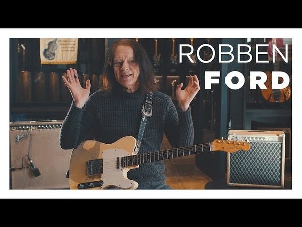 VS Robben Ford on the Telecaster The Ugliest Musical Instrument S3 E18