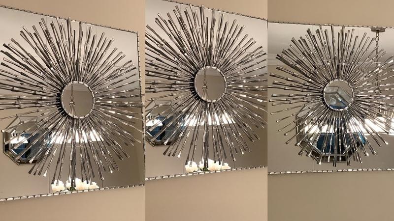 Dollar Tree DIY Glam Wall Art Black and White Living Room Decor Ideas