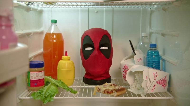 Marvel Legends Interactive Electronic Deadpool's Head