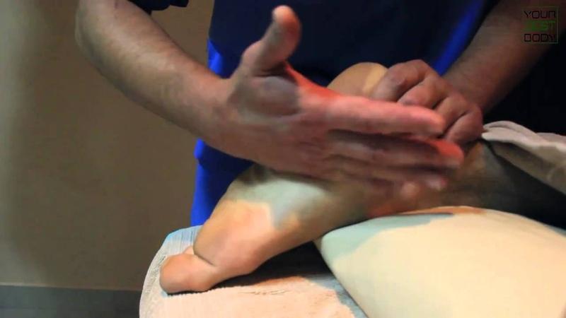 Как делать МАССАЖ СТОП Точечный массаж Обучающее видео
