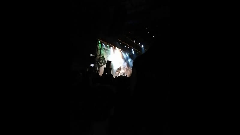 Arch Enemy. ГЛАВCLUB GREEN CONCERT.