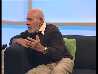 Jacque Fresco, Roxanne Meadows - interview On the Edge (2009)