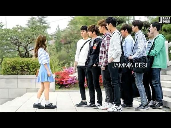 Korean Mix Hindi Songs 💗 Love Triangle Love Story Song 💗 Kore Klip 1 💗 Jamma Desi