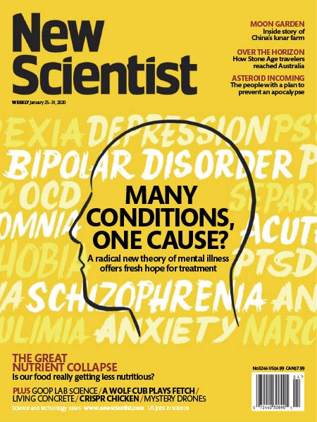 New Scientist 01.25.2020