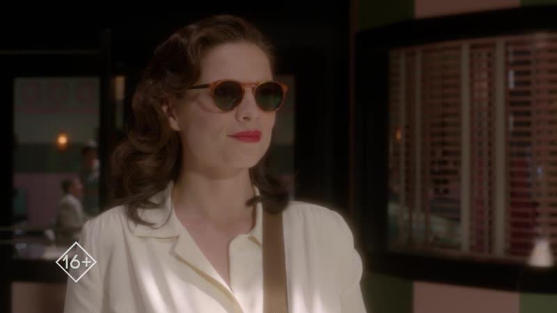 Агент Картер 2 сезон по будням в 21 40 МСК на Sony Sci Fi