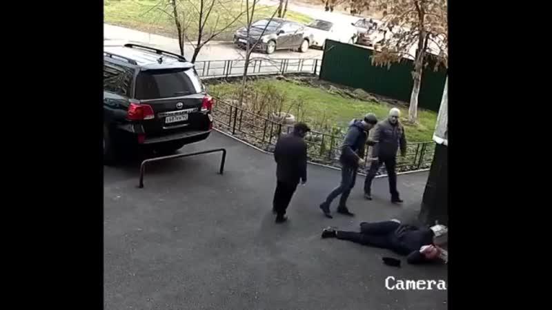 Физрук вырубил директора