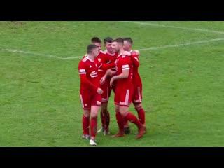 Забавный момент из чемпионата Северной Ирландии