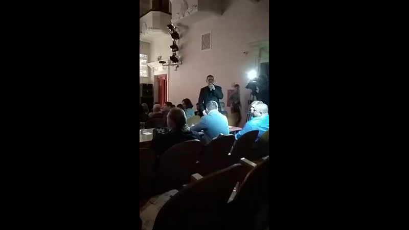 Илья Черенчиков Live