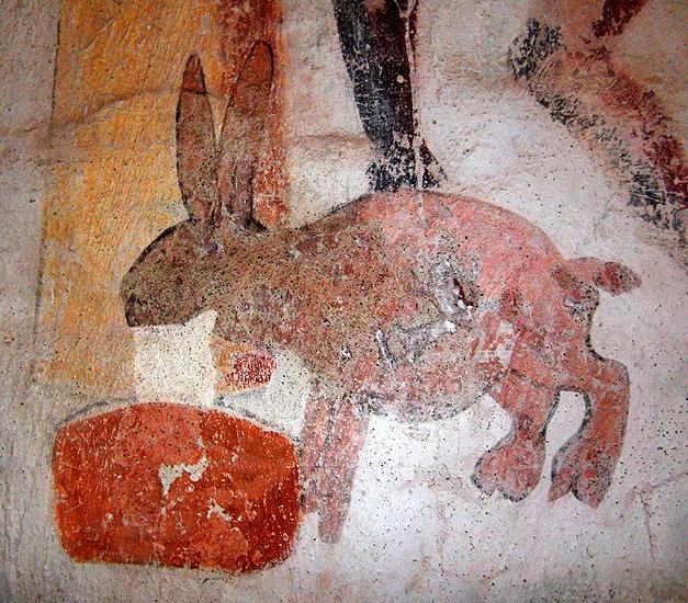 Колдовской кролик Бьера