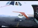 Austrian Vickers Viscount 837 - Ramp Cruise - 1962