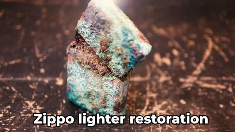 Zippo Lighter Restoration Vietnam War MEDIC Repair Ba Ria 72 73