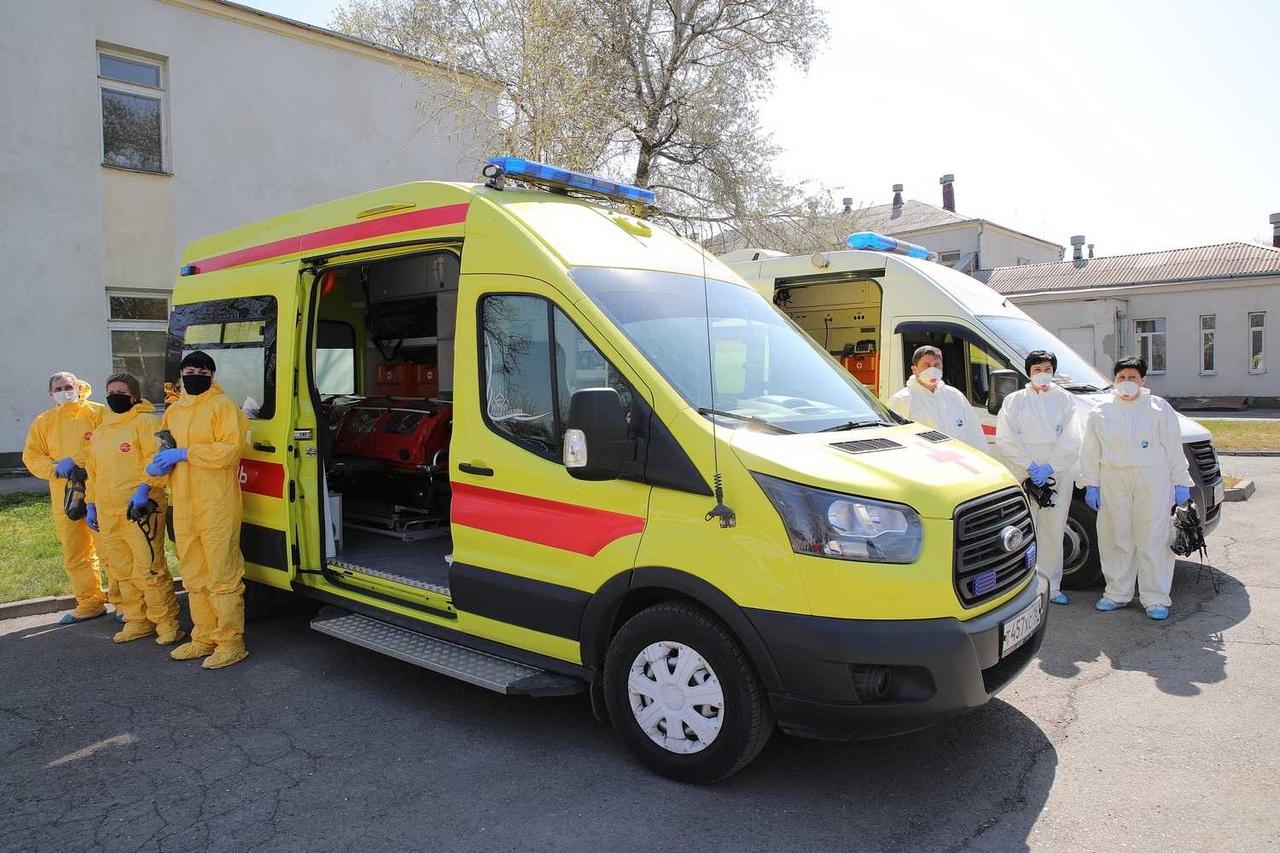 Таганрогской БСМП на борьбу с COVID-19 дополнительно выделили около 18 млн рублей