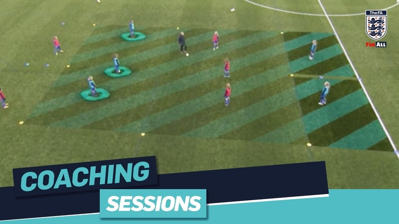 Target Games FA Learning Coaching Session From Suey Smith