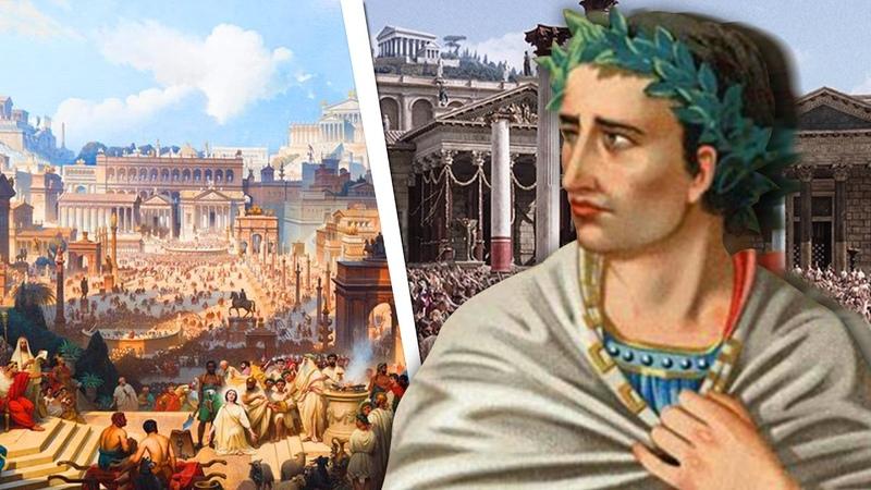 Юлий Цезарь человек изменивший Древний Рим Цифровая История Интервью с Татьяной Кудрявцевой