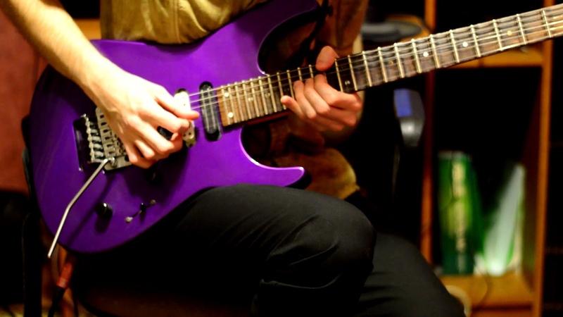 Denis Shvarts Jam For Guitartek Competition