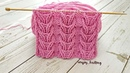 КРАСИВЫЙ Узор Спицами ИЗЯЩНЫЕ КОСЫ/How to Knit the Aran Braid Cable Stitch