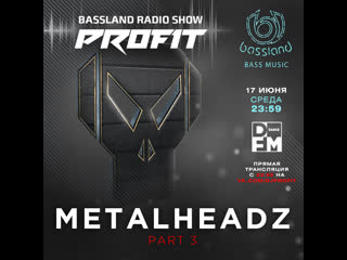 Bassland Show @ DFM () - METALHEADZ. Part 3