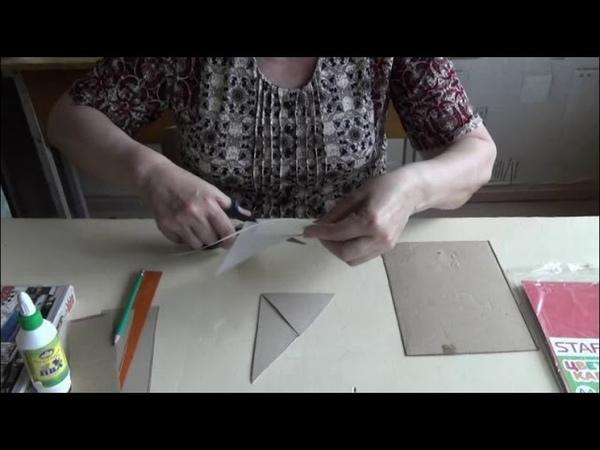 Мастер класс по изготовлению рамки для фотографии