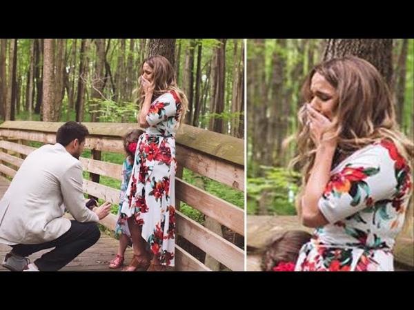 Мать одиночка соглашается выйти замуж но ещё не знает что в тот день он сделает два предложения