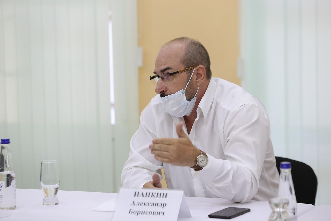 Василий Голубев: «Таганрогской роще «Дубки» будет присвоен статус особо охраняемой природной территории»