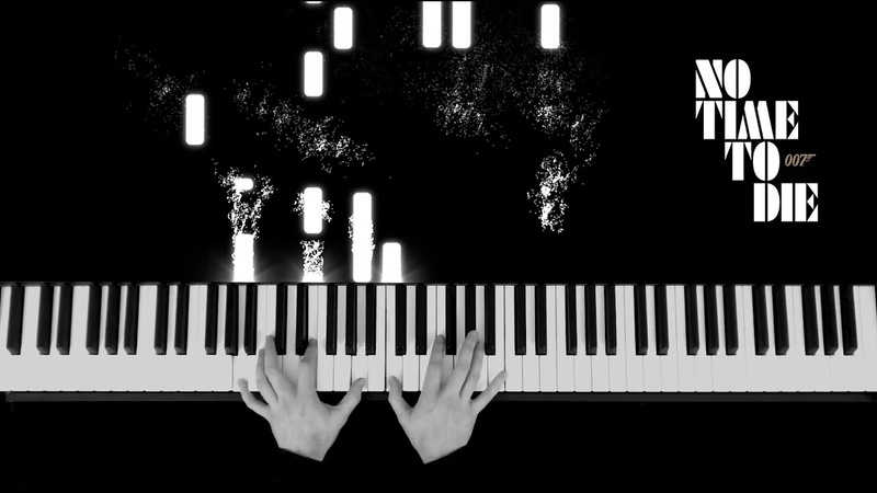 Billie Eilish No Time To Die Piano Cover