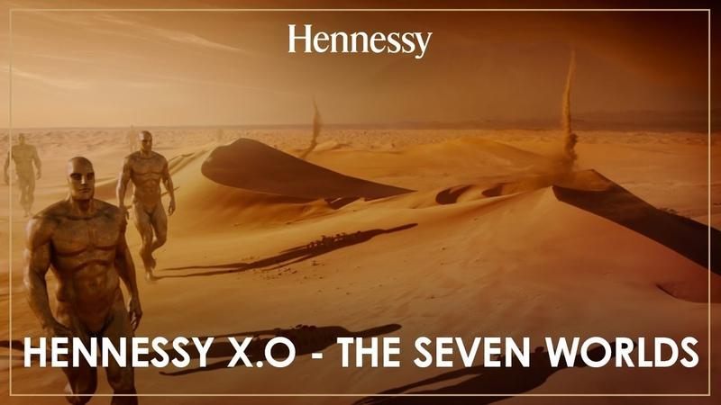 Hennessy X.O - The Seven Worlds - Directed by Ridley Scott (Short Version)