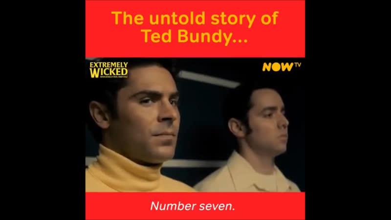 Красивый плохой злой Extremely Wicked Shockingly Evil And Vile TV Spot 2