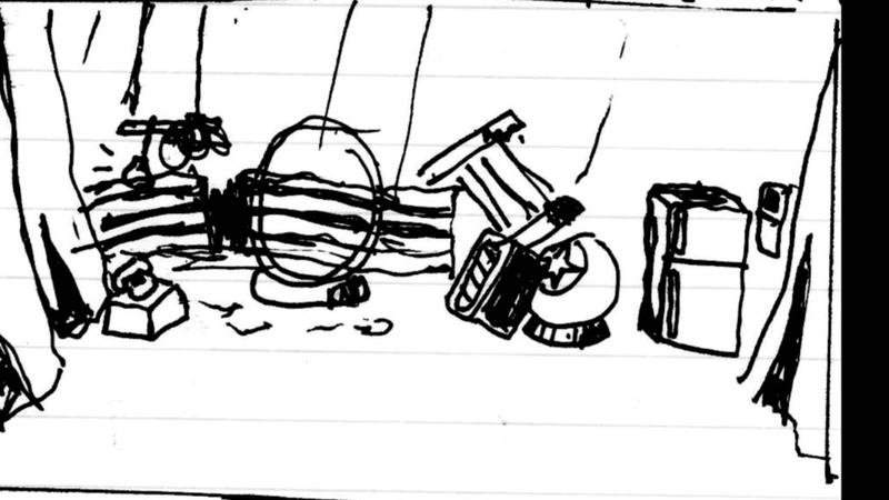Dropsy Intro Early Animatic July 2013
