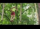 Веревочный парк Тарзан в Дзинтари