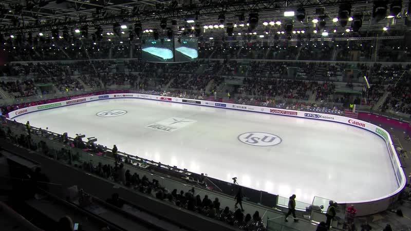 Ice Dance Free Dance ISU Grand Prix Final Torino 2019 @GPFigure Full HD