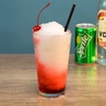 """TIPSY BARTENDER 🍻🍭🍹 on Instagram """"The Dirty Shirley Slush 🍒 We spike a shirley temple with vodka and turn it all to a slushy. party vodka summe..."""