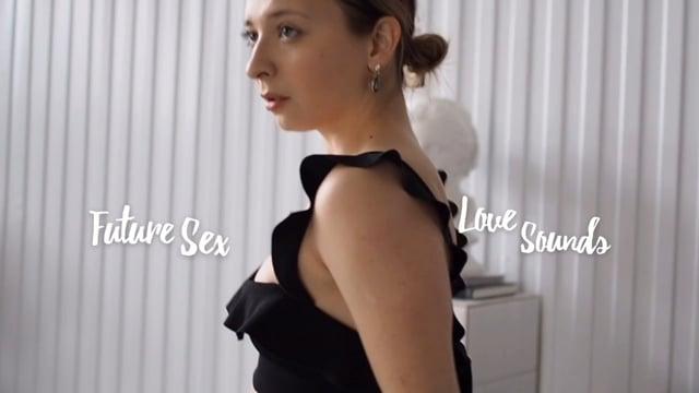 FutureSex LoveSounds by Jastin Timberlake Varvara Naynish
