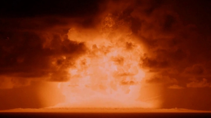 Operation Redwing hydrogen bomb Tewa Shot 5Mt
