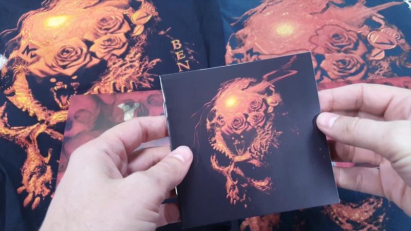 SEPULTURA Beneath The Remains (2020 2 CD Reissue) - распаковка и история создания альбома
